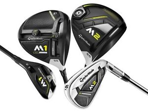 Save Big on Demo 2017 Taylormade M1/M2 @ Golf Traders!
