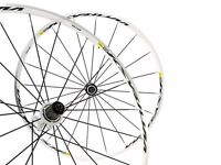 Mavic Ksyrium Equipe Race Bike Rear Wheel 700c. SPARES OR REPAIR