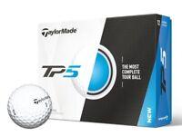 Taylormade TP5 tour balls