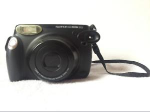 Fantastic Fujifilm Instax Wide polaroid-style instant camera