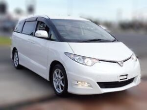 7/8 Seater van for hire / rent from $80 per day