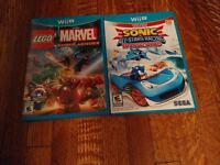 Wii, 3DS and Wii U games for sale + Kirby's dream collection
