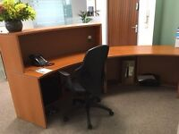 CHEAP | Office desk and kitchen equipment to sell
