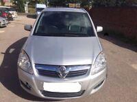 Vauxhall Zafira 2010 1.7 CDTi ecoFLEX 16v Elite 5dr