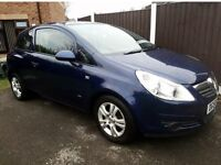 58 Vauxhall Corsa active 1.2 new shape absolute bargain!!!