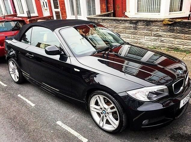 BMW 1 Series M-Sport Convertible