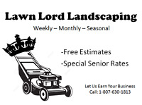 Lawn Lord Landscaping
