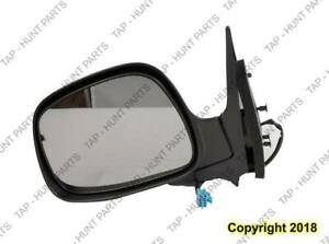 Door Mirror Power Driver Side Buick Rendezvous 2002-2007