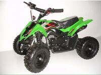 Kids 50cc quad bikes new