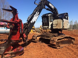 Tree Harvesters and Fellers - Lease or Finance