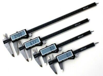 4 Digital Electronic Caliper 0.0005 W Inchmetricfractions W X-lage Display