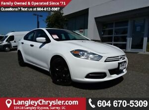 2014 Dodge Dart SE *ACCIDENT FREE * LOCAL BC CAR *