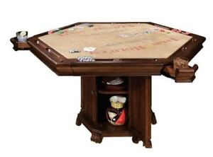 Games and Dining Table with 6 Chairs *Price Reduced*