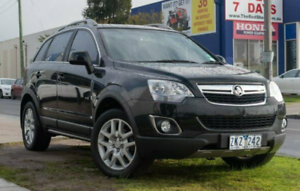 2012 Holden Captiva CG Series II 5  Sports Automatic Dandenong South Greater Dandenong Preview