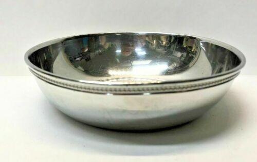 Vintage United States Senate Silver Plate Bowl