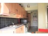 KITCHEN - units, worktop, lights, sink cooker, hood and hob