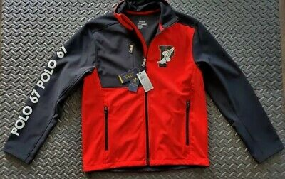NWTs Polo Ralph Lauren Stadium P-wing XXL Performance Jacket 1992 Vintage Retro