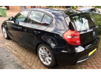 BMW 120d M sport Hpi clear fully loaded spec reliable car (2008 08)