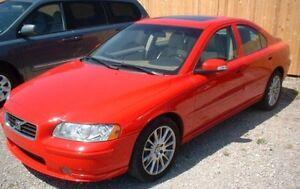 VOLVO S60 2.5L T AWD 5500$$$