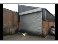 Unit to let with yard