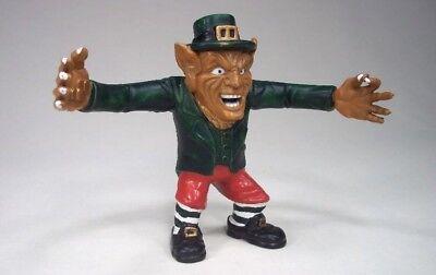 """Leprechaun Movie Promo Bendable Action Figure 4"""" Collectible Toy 1993 RARE](Leprechaun Name)"""