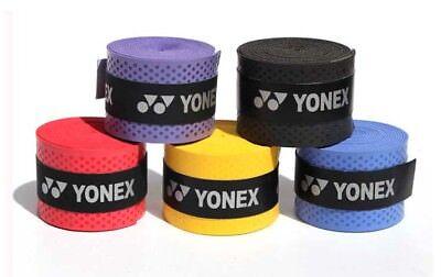 Yonex 25pcs Racquet Grip Tape Stretch Band Tennis Squash Badminton Absorb sweat