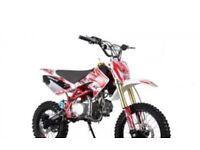 Brand new 140cc