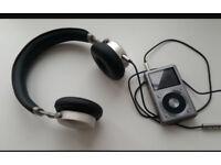 Premium aluminum HI-FI headphones