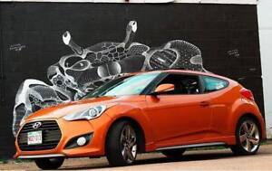 2013 Veloster Turbo manual
