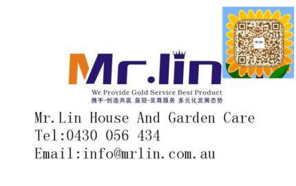 Mr.Lin Gardening
