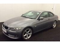 Grey BMW 320 2.0 Petrol 2010 i SE FROM £31 PER WEEK!