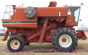 Wanted: International Engine Or 1440-1680 Combine For Parts
