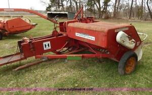 2 IHC Square Balers for Sale