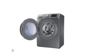FRONT LOADING SAMSUNG WASHER WITH STEAM