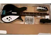 Wii Beatles wii rock band guitar