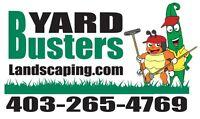 Lawn Mowing, Aeration & Power-rake