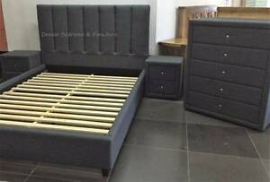 SPECIAL new budget UPHOLSTERED BEDS (bedroom) CERTEGY EZI-PAY Bundall Gold Coast City Preview