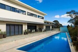 Light Travertine Pavers Bullnose Pool Coping Tiles 406x406x30mm Premium Quality