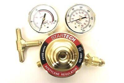 Acetylene Gas Regulator Compatible With Victor Sr460-510 Heavy Duty Ac-300