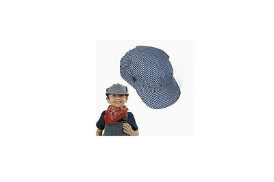 Childs Cotton Train Conductor Hats Set of 12, Kids Party For Young Conductors - Conductor Hats For Kids