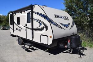 2018 Bullet Crossfire - Travel Trailers 1900RD
