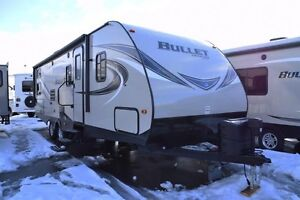 2017 Bullet - Travel Trailers Lightweight 277BHSWE