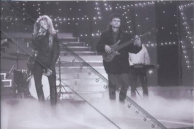 Foto ostdeutsche Sängerin TAMARA DANZ - Aufnahme von 1989 - Pressefoto Silly DDR