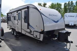 2017 Sonic - Travel Trailers Lightweight 230VRL