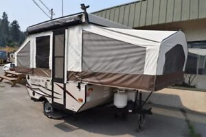 2018 Rockwood Freedom - Tent Trailers 1640LTD