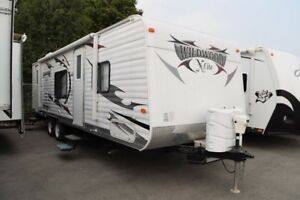 2013 Wildwood X-Lite - Travel Trailers Lightweight 281BHXL