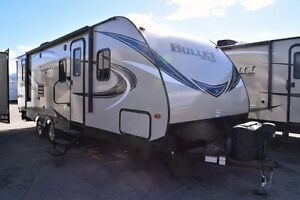 2017 Bullet - Travel Trailers Lightweight 272BHSWE