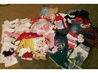 Huge baby girls bundle