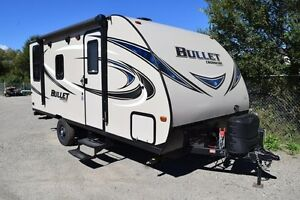 2017 Bullet Crossfire - Travel Trailers 1900RD