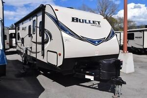 2018 Bullet - Travel Trailers Lightweight 243BHSWE